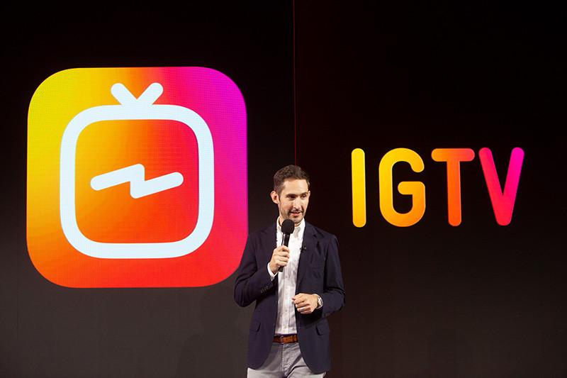 Новости от Instagram: 1 млрд пользователей и вертикальные видео до 60 минут