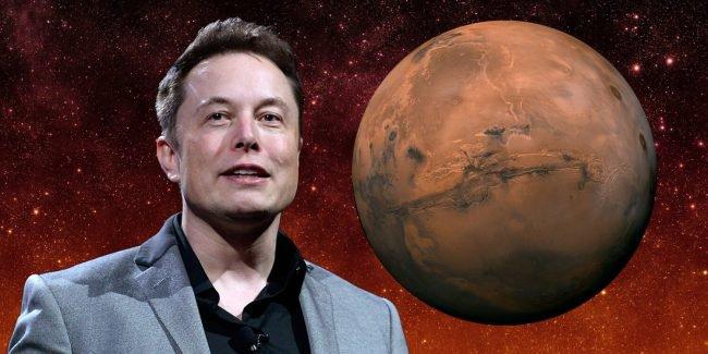 Илон Маск: почему мы должны лететь на Марс?