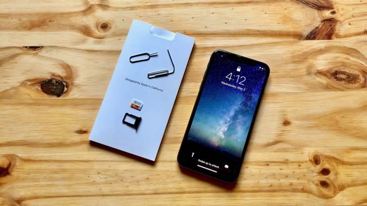 iOS 12 beta 5 подтвердила выход iPhone с двумя SIM-картами