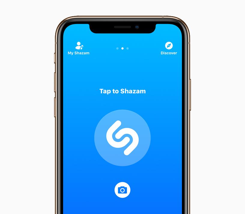 Apple купила приложение для распознавания музыки Shazam