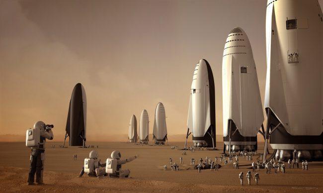 Японский миллиардер станет первым космическим туристом SpaceX