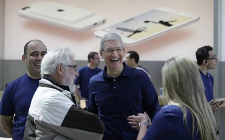 Как Apple реагирует на неудачи